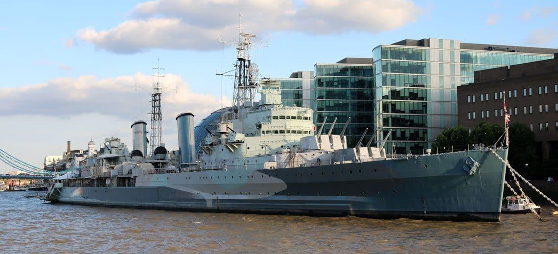 HMS Belfast 1938 (C35)