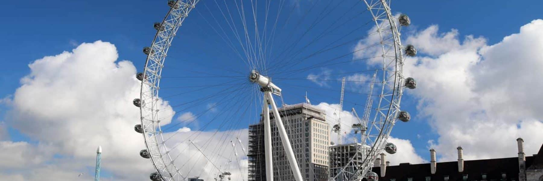 London Eye, Waterloo