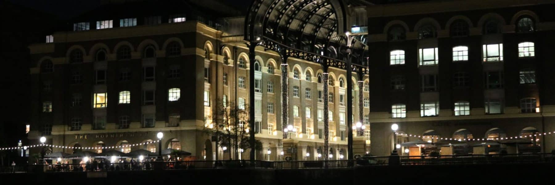 Hay's Galleria, London Bridge City