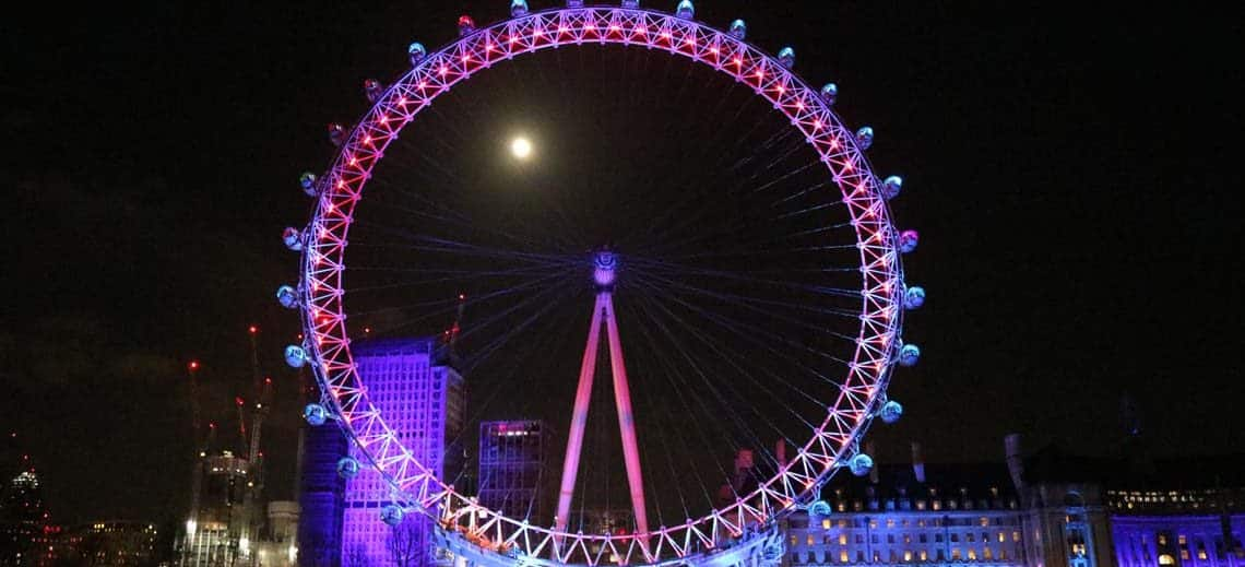 New Year's Eve Cruises, London Eye | Viscount Cruises