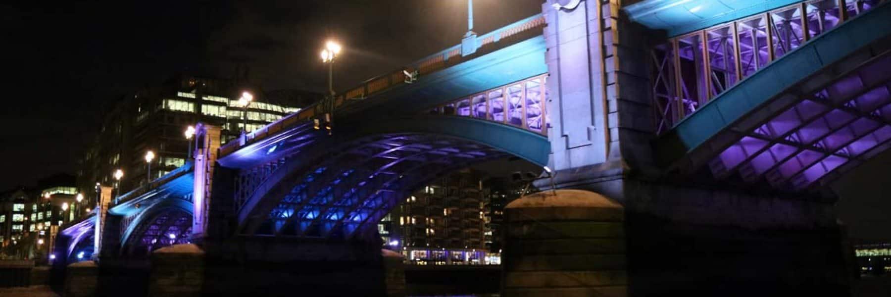 New Year's Eve Cruises, Southwark Road Bridge | Viscount Cruises