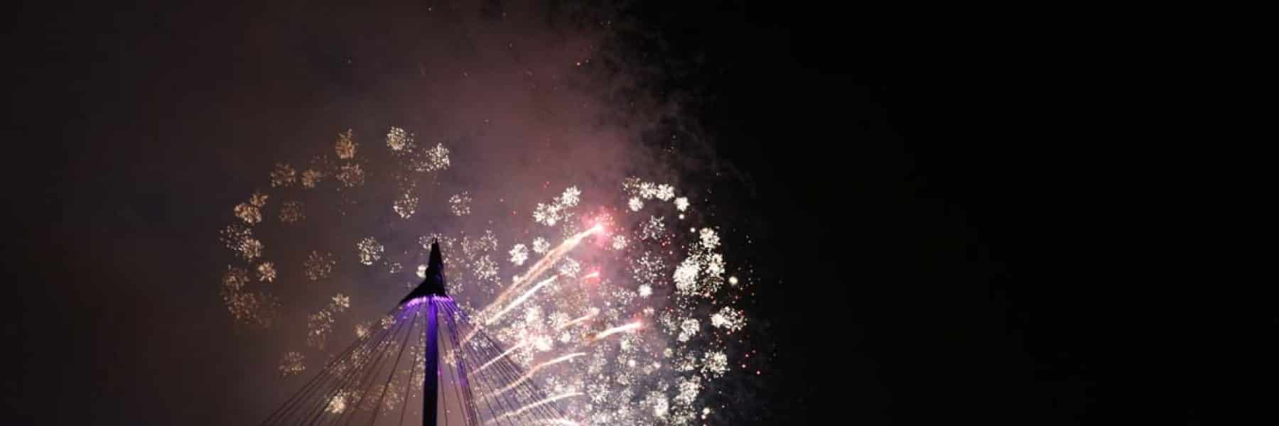 New Year's Eve Cruises, New Year's Eve Fireworks | Viscount Cruises