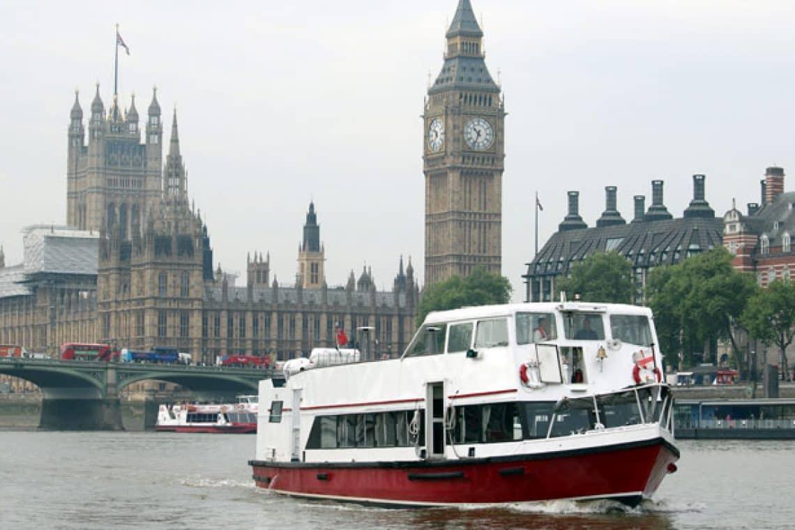 M.V Valulla at Westminster