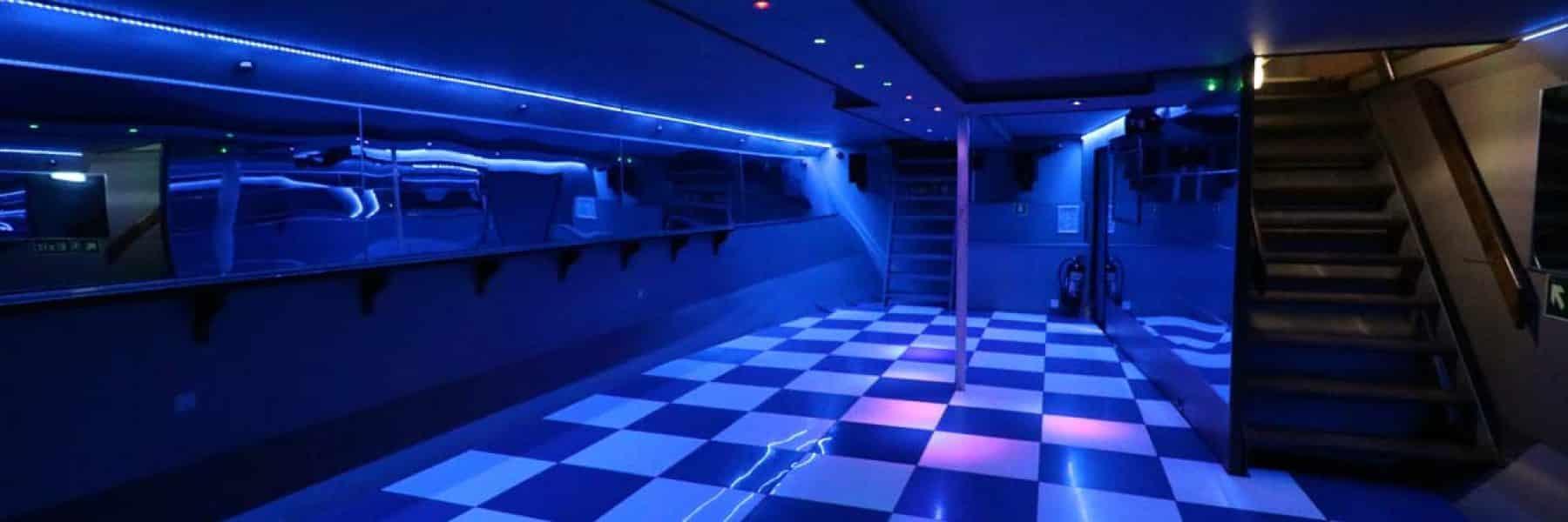 M.V Avontuur IV, Dance Floor | New Year's Eve
