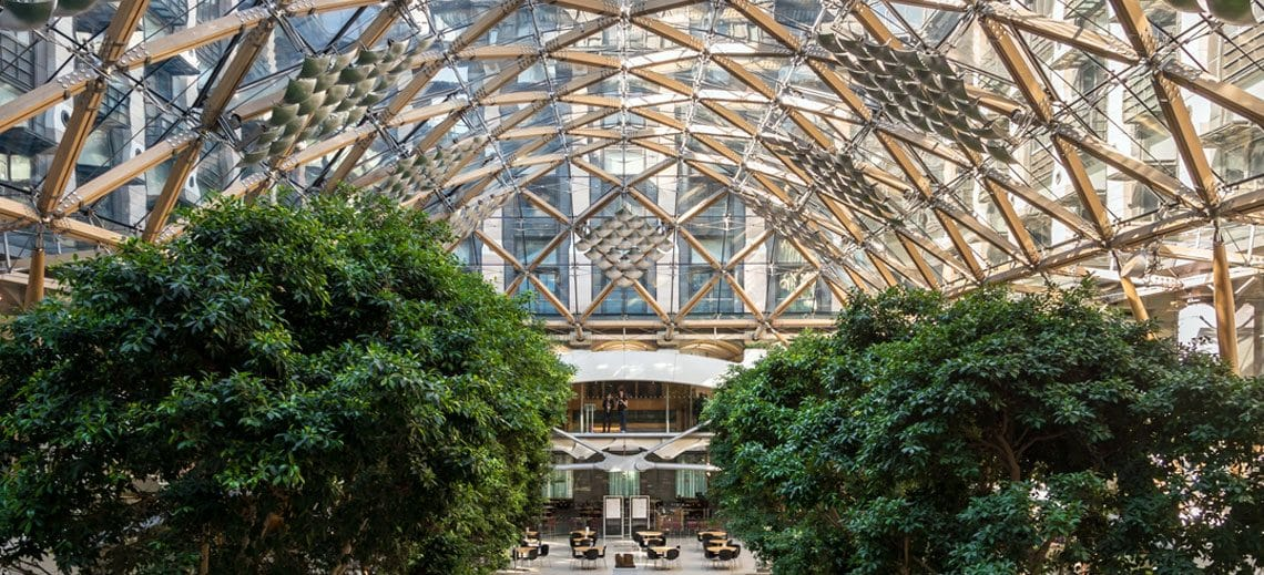Portcullis House (Photo by Colin on Flickr!)