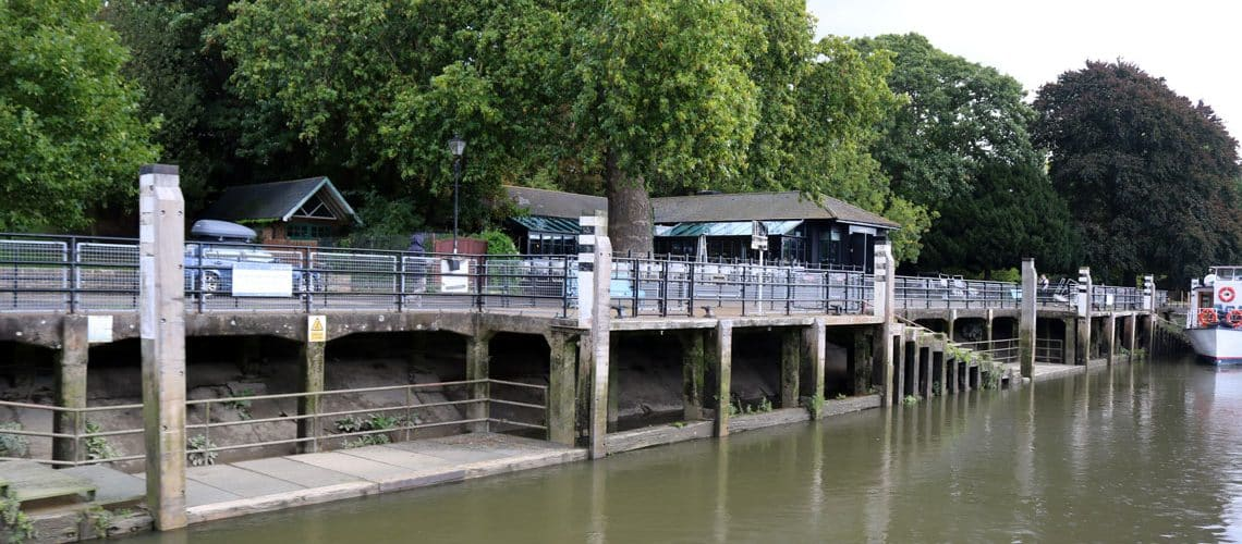 Richmond Landing Stage