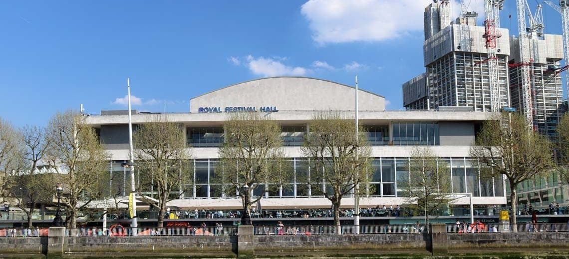 Royal Festival Hall, South Bank Centre