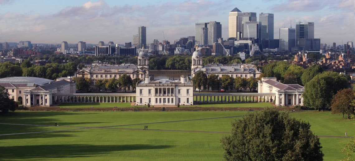 Greenwich Park, Royal Borough of Greenwich | Viscount Cruises