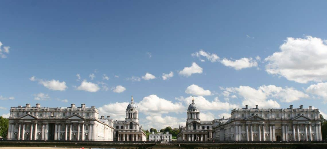 Old Royal Naval College, Royal Borough of Greenwich | Viscount Cruises