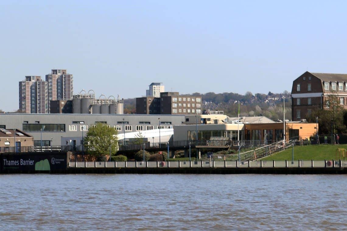 The Thames Barrier Information Centre