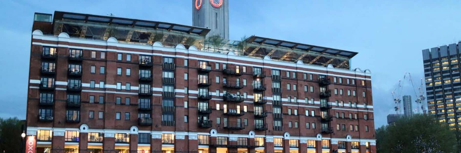 Stamford Wharf (OXO Tower Wharf)