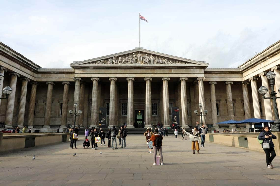The British Museum, Bloomsbury