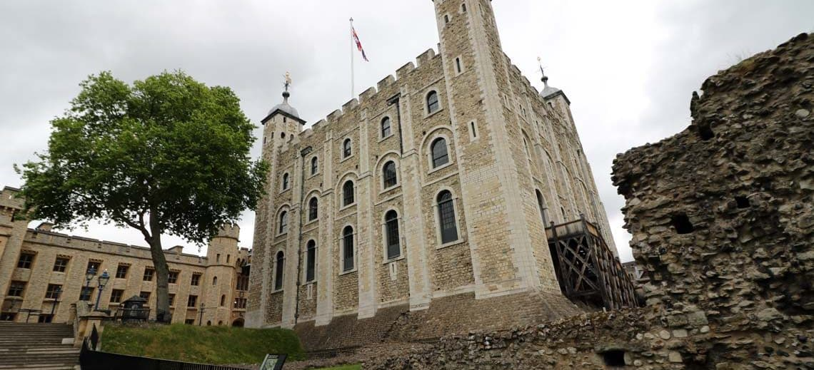 Tower of London, The White Tower
