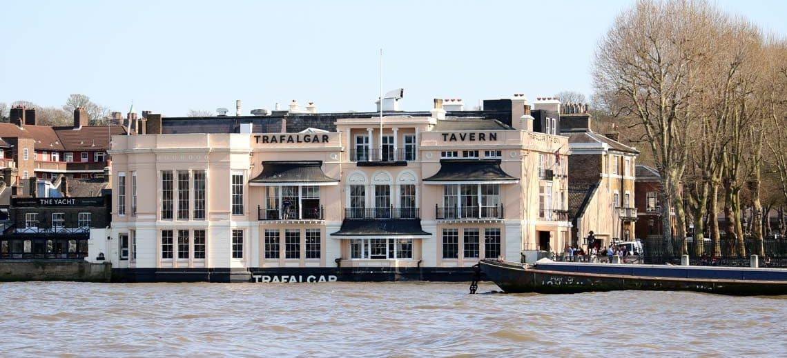 Trafalgar Tavern, Royal Borough of Greenwich