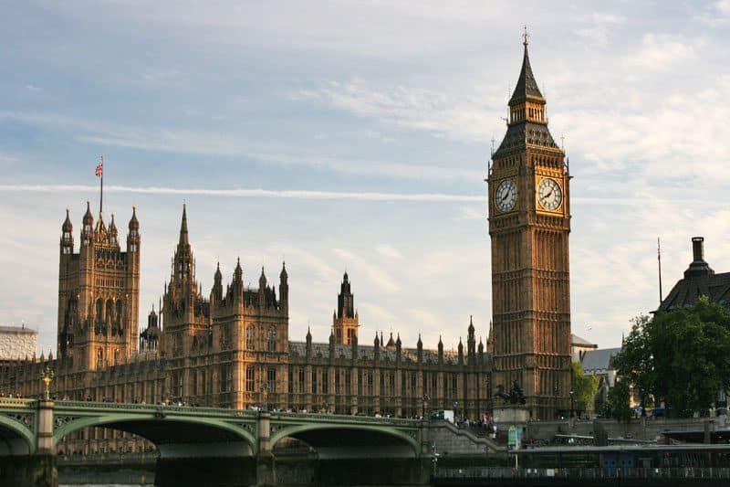New Palace of Westminster (Houses of Parliament), City of Westminster