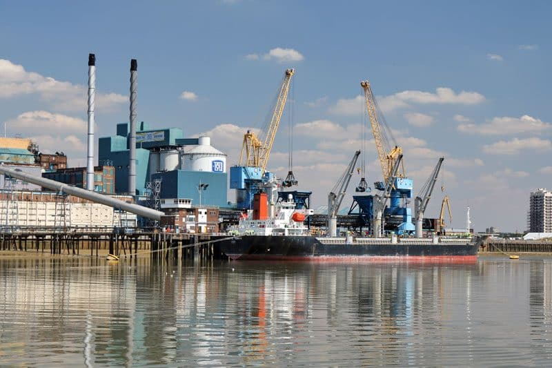 Thames Refinery, Tate & Lyle Sugar, Silvertown