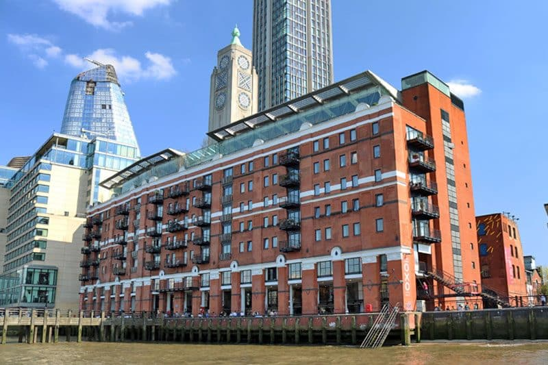 Stamford Wharf (OXO Tower Wharf), London Borough of Southwark