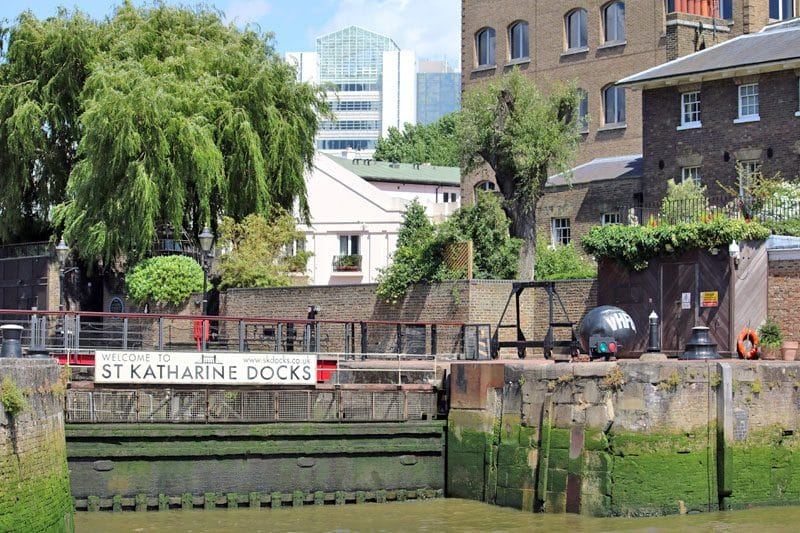 St. Katharine Dock, Tower Hamlets