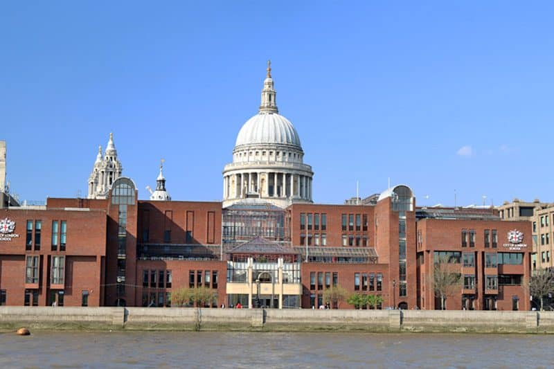 St. Paul's Cathedral, Ludgate Hill, City of London