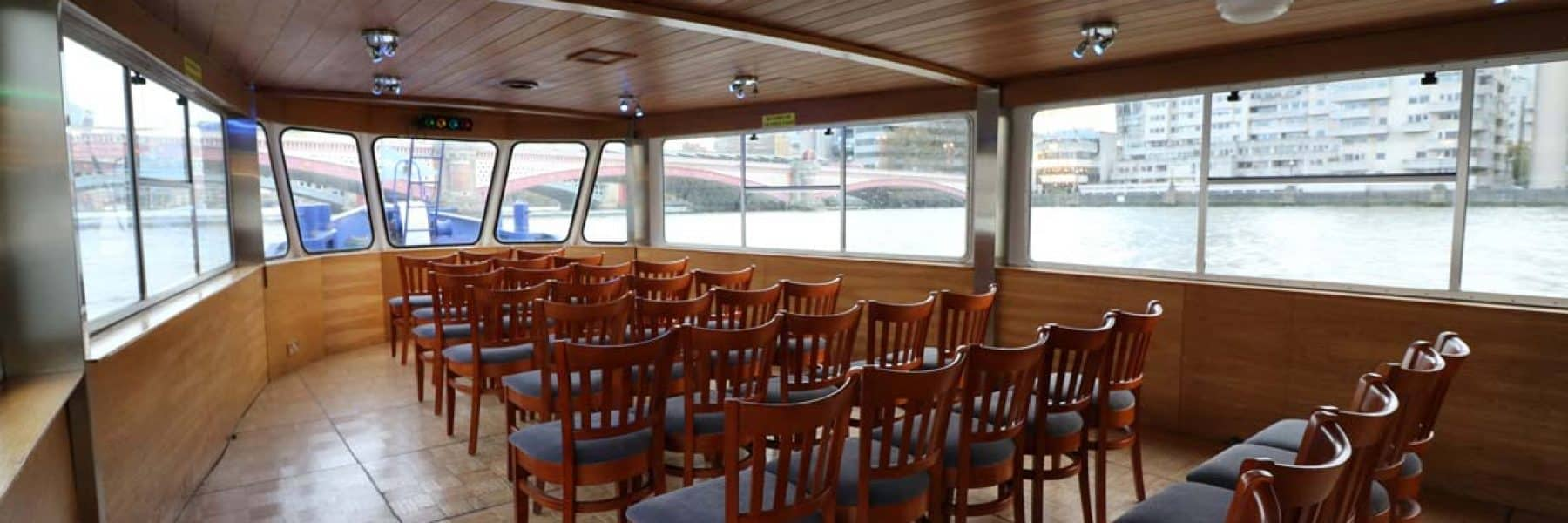 M.V London Rose, Lower Saloon