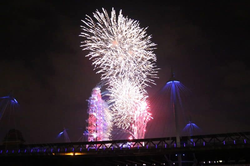 New Year's Eve Cruises & Charters in London
