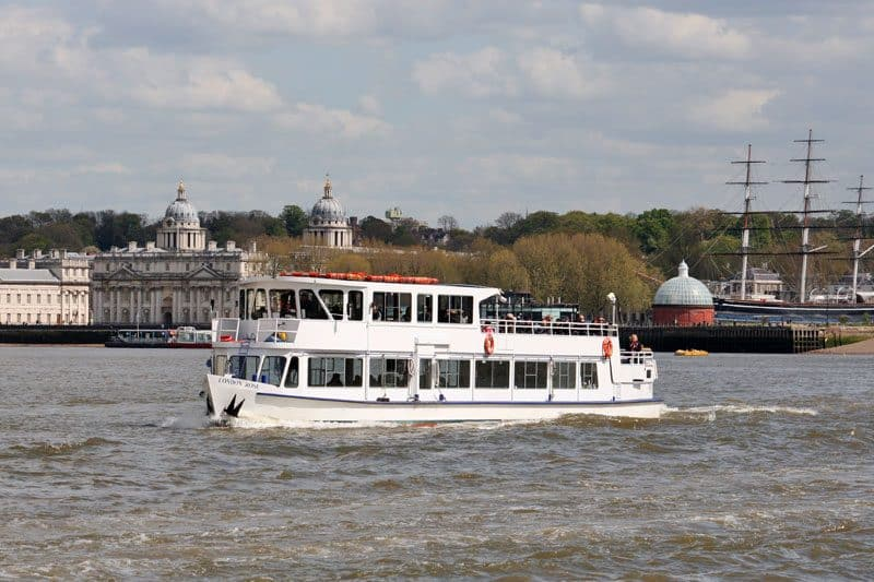 Public Cruises & Sightseeing Tours in London