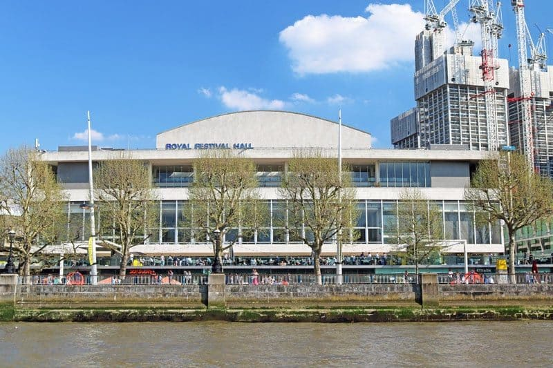 Royal Festival Hall & the South Bank Centre, London Borough of Lambeth