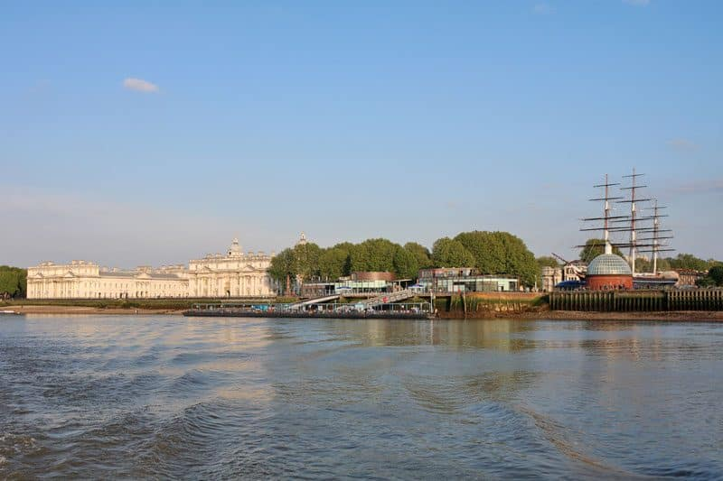 Maritime Greenwich, Sunday Evening Cruise