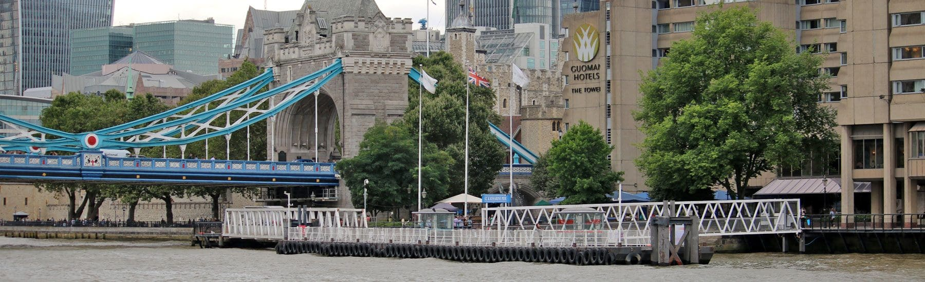 Tower Bridge Quay & St. Katharine Dock