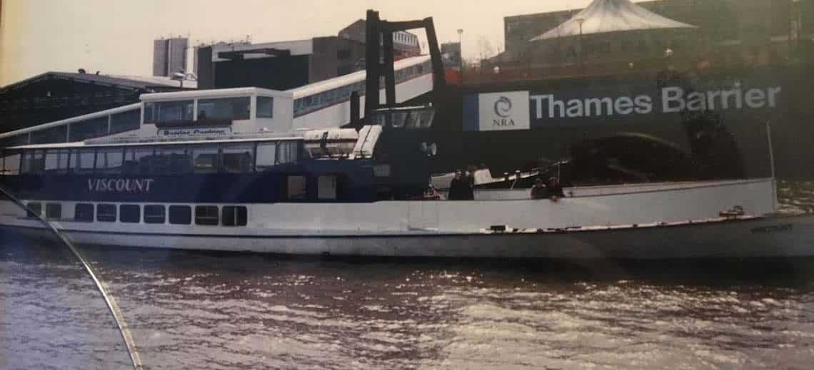 Campion Launches, Viscount Cruises   M.V Viscount