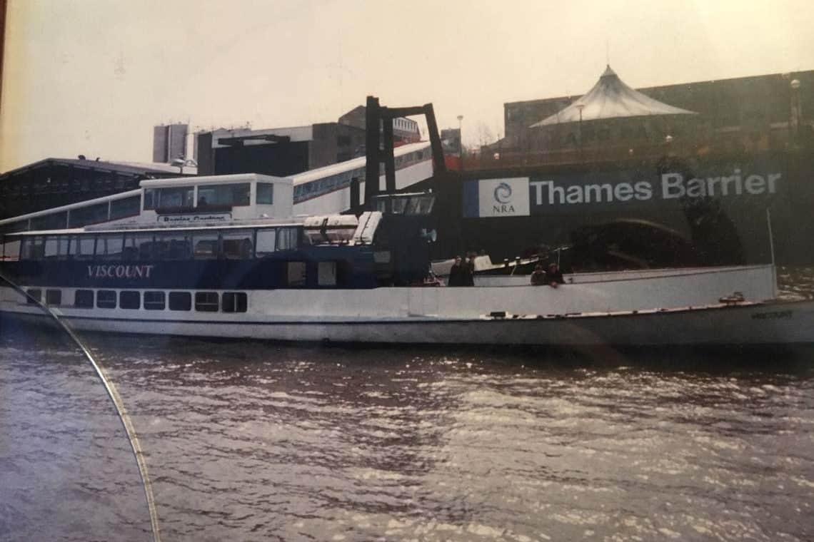 Campion Launches, Viscount Cruises | M.V Viscount