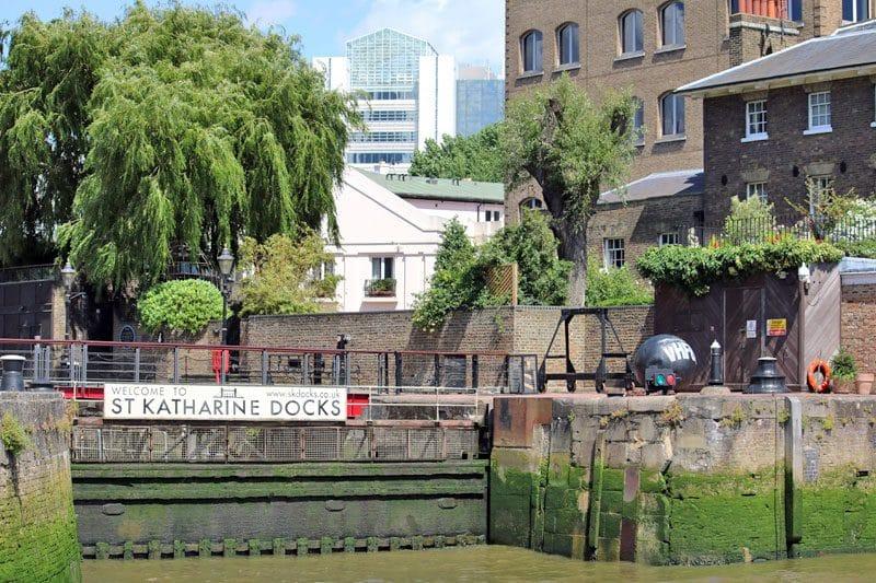 St. Katharine Dock, Tower Hamlets