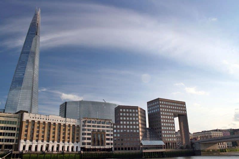 The Shard & London Bridge City, London Borough of Southwark