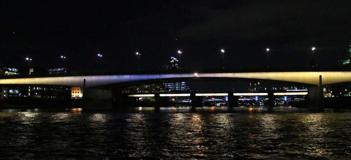 London Bridge & the Illuminated River Project