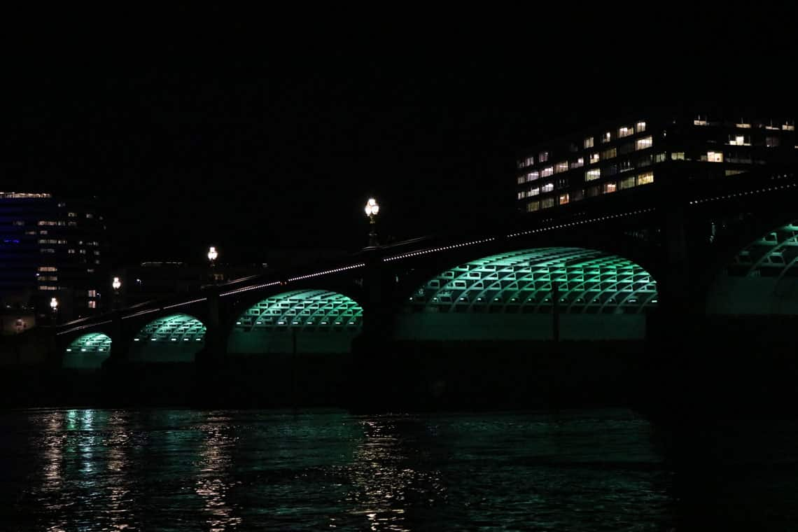 Westminster Bridge & the Illuminated River Project
