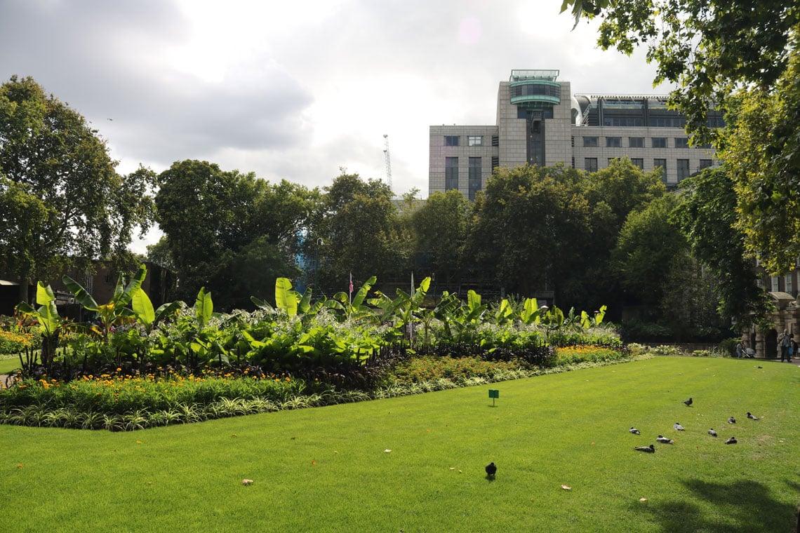 Victoria Embankment Gardens, City of Westminster