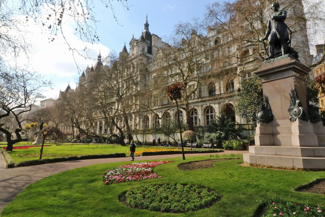 Whitehall Gardens, City of Westminster