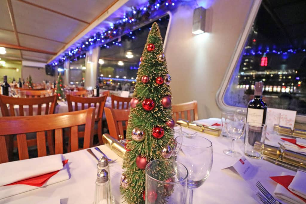 Christmas Charters from Embankment Pier