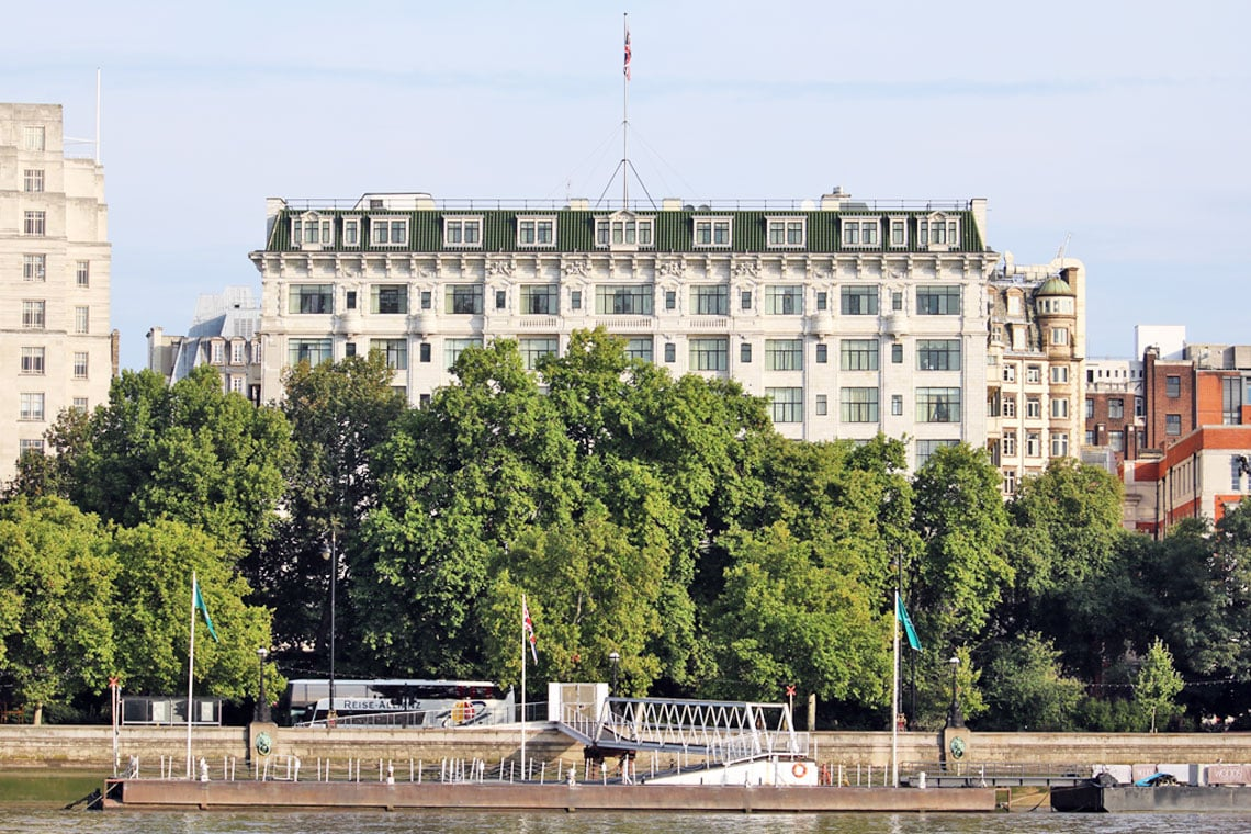 The Savoy Hotel, City of Westminster