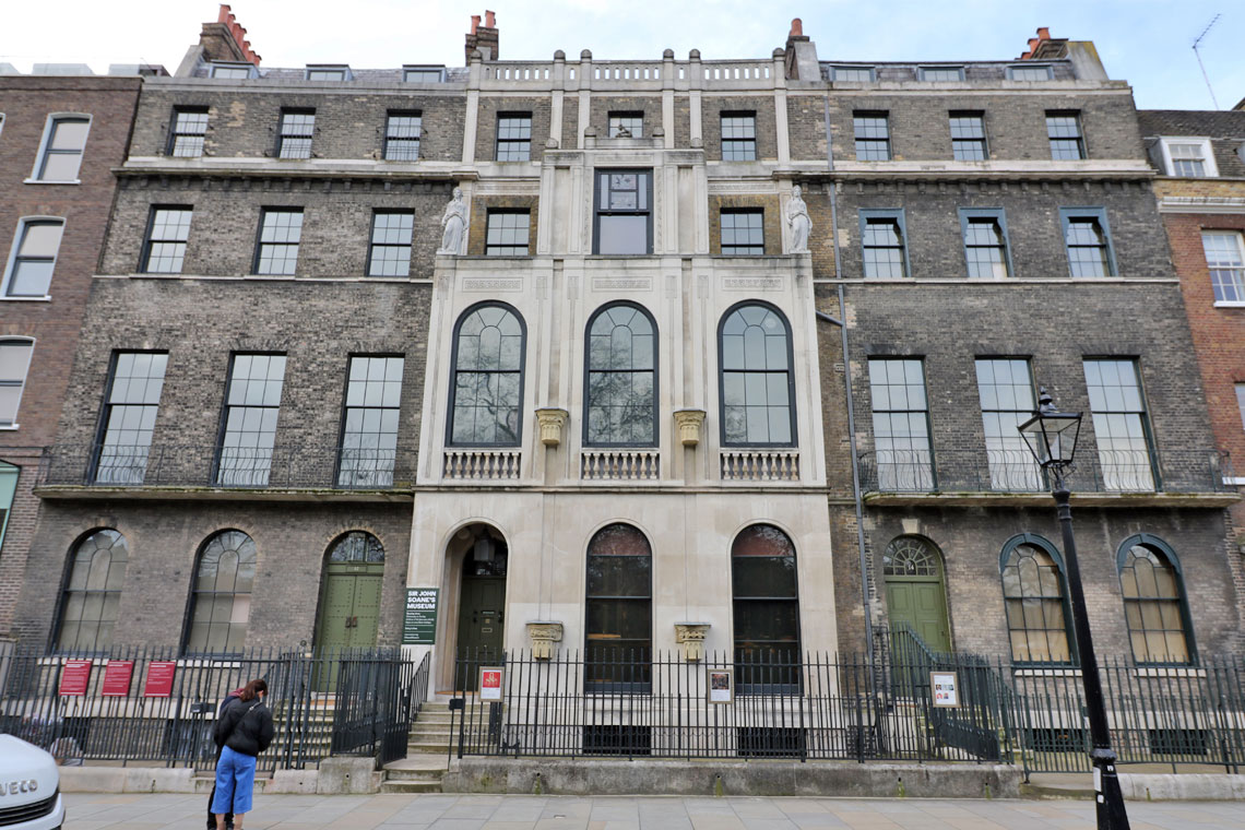 Sir John Soane's Museum, Holborn, London Borough of Camden