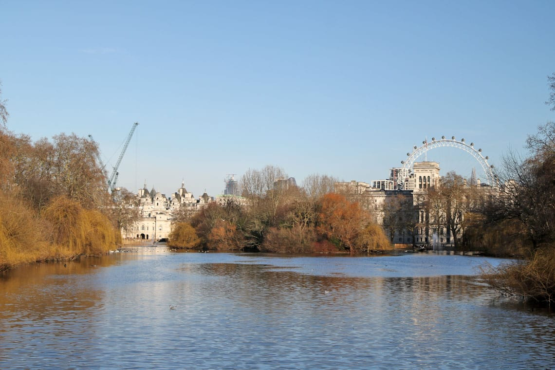 St. James Park, City of Westminster