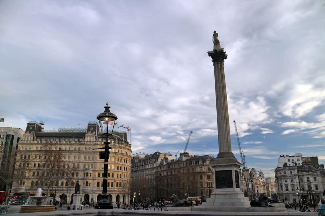 Trafalgar Square, City of Westminster