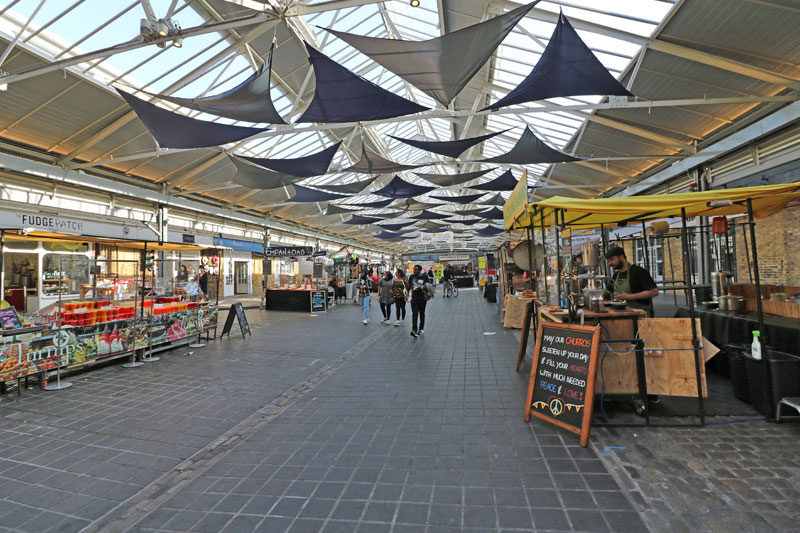 Greenwich Market, Royal Borough of Greenwich