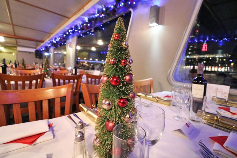 Christmas Charters & Cruises from Greenwich Pier