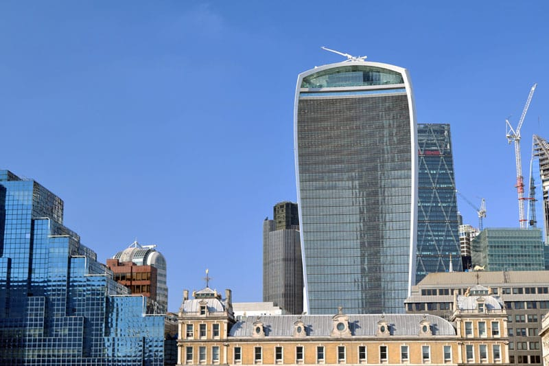 20 Fenchurch Street, City of London