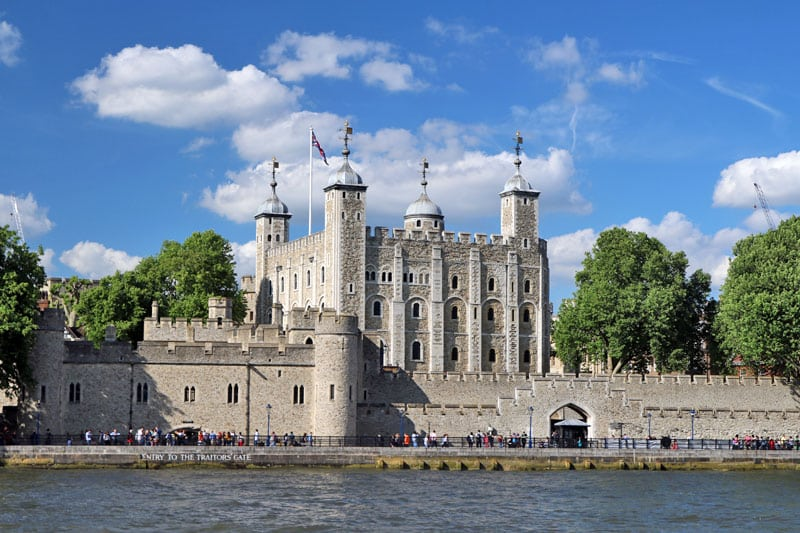 The Tower of London, City of London