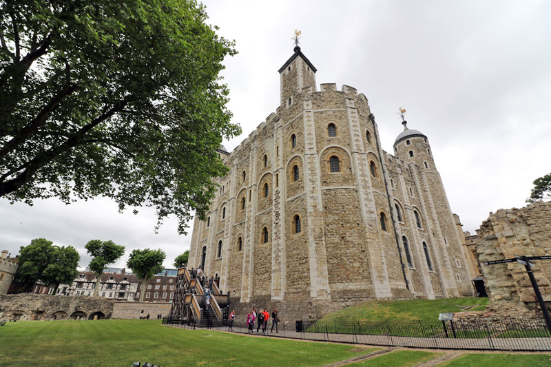 The White Tower, Tower of London, City of London