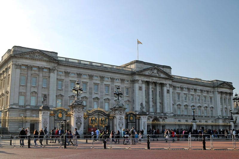 Buckingham Palace, City of Westminster