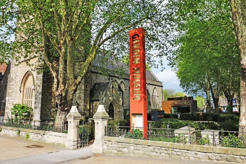 The Garden Museum, London Borough of Lambeth