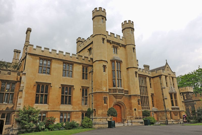The South Front, Lambeth Palace, Lambeth